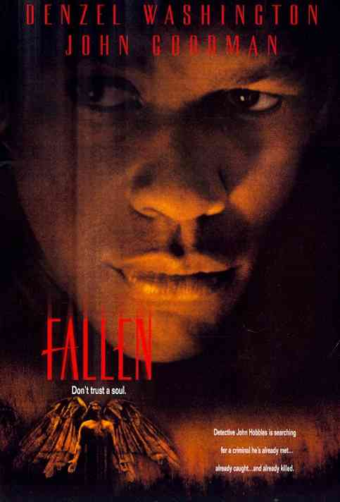FALLEN BY WASHINGTON,DENZEL (DVD)