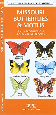 Missouri Butterflies & Moths By Kavanaugh, James/ Leung, Raymond (ILT)